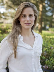 "Lauren Groff, author of the short story collection ""Florida"" will visit Midtown Reader on Oct.26"