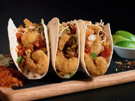 Rutter's Shrimp Tacos