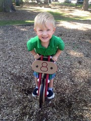 Glen, 6, from Green Bay, was born with multiple heart defects. His one true wish is to have a backyard treehouse with a stage.