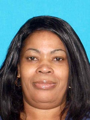 Hyacinth Peccoo is charged with falsely reporting that a Pequannock police officer pulled his gun on her during an Oct. 15, 2015 motor vehicle stop