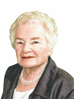Columnist Edith Lank