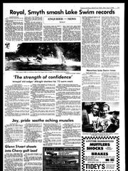 Battle Creek Sports History: Week of Aug. 4, 1976