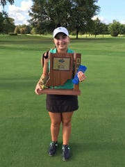 Katelyn Skinner, North girls' golf