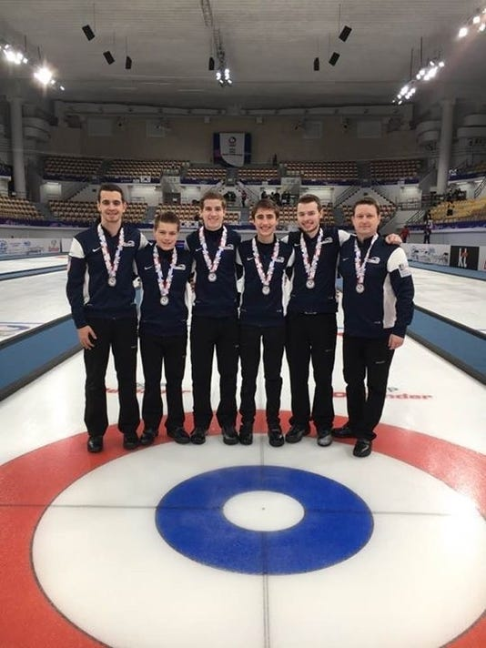 Stopera second at World Junior Curling Championships