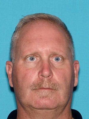 Mark Hingston, 55, of Toms River, is accused of helping Rodman Lora run a scam at a Lodi MVC office.