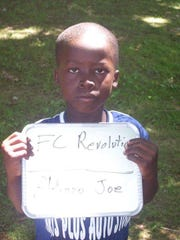 Alphonso Joe played soccer for FC Revolution as a young