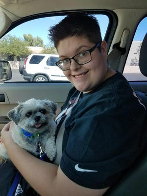 Chandler police are searching for a missing 18-year-old with Autism, Monday.