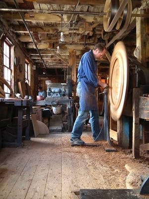 The Old Schwamb Mill, 17 Mill Lane in Arlington, has reopened to the public on Tuesdays and Saturdays from 10 a.m.-4 p.m.