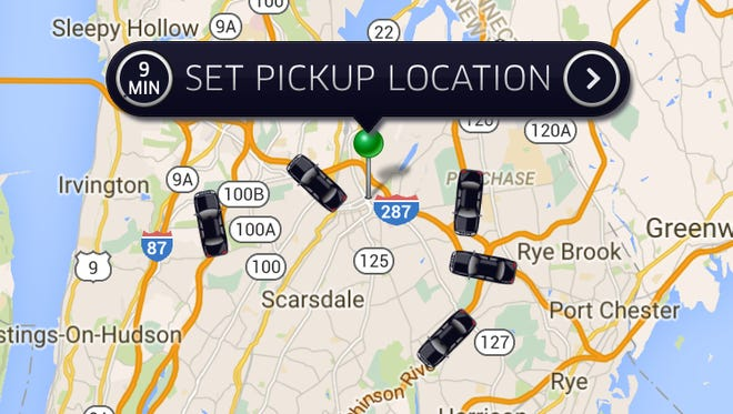 App-based ride-sharing services like Uber are increasingly expanding into the region.