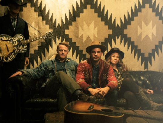The Lone Bellow plays Tuesday at Higher Ground.