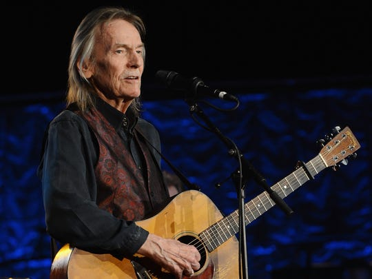 Gordon Lightfoot plays the Meyer Theatre on March 18.