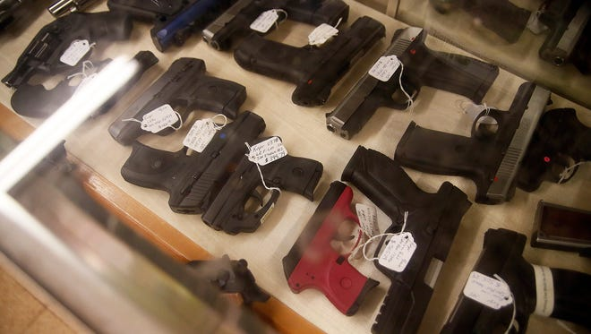 Repeal the Second Amendment to end gun violence in the future, a Desert Sun reader suggests.