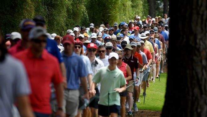 Round three of the 2018 FedEx St. Jude Classic was held, Saturday, June 9 at TPC Southwind in Memphis.