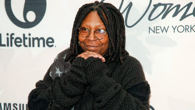 "Whoopi Goldberg told viewers Thursday that frequent ""The View"" guest-hosts Raven-Symoné and comedienne Michelle Collins are not only returning to the panel Friday, but ""we are trying to make it permanent, so write in to everybody,"" she added."
