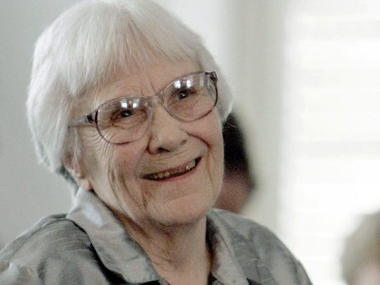"Harper Lee, who lives in an assisted-living facility in Monroeville, Ala., told a friend she was ""a bit overwhelmed"" by Tuesday's release of ""Go Set a Watchman."""
