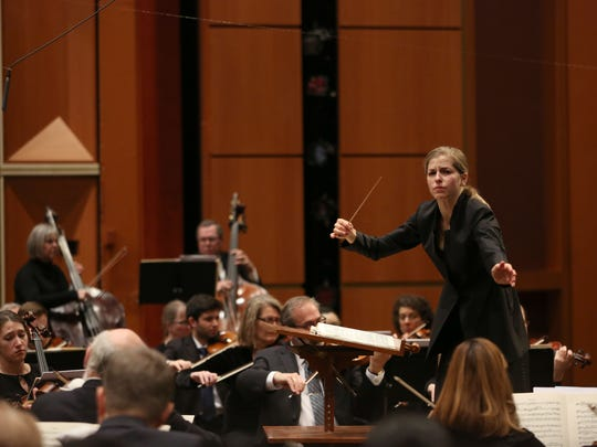 "Guest conductor Karina Canellakis leads the Milwaukee Symphony in Stravinsky's ""The Rite of Spring"" Sept. 21-22."