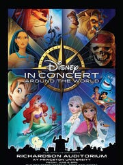 Princeton Festival will present a Disney pops concert