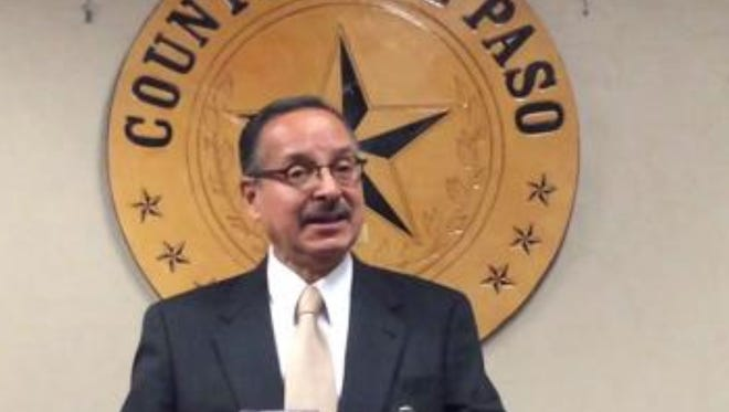 El Paso County Commissioner Carlos Leon said he is considering running for County Judge in 2018.