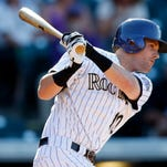 Kendrick allows 4 homers as Rockies lose to Padres 10-4