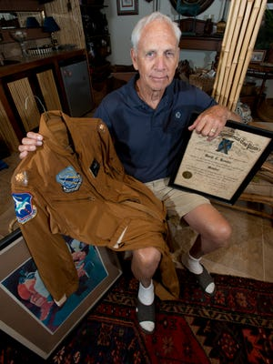 Gulf Breeze resident and former Santa Rosa County Commissioner Dave Kessler was a member of the prestigious Society of Experimental Test Pilots.