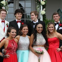 Clarksville Academy presented about 60 couples at its 2016 Junior/Senior Prom, which was held at the Clarksville Country Club Saturday.