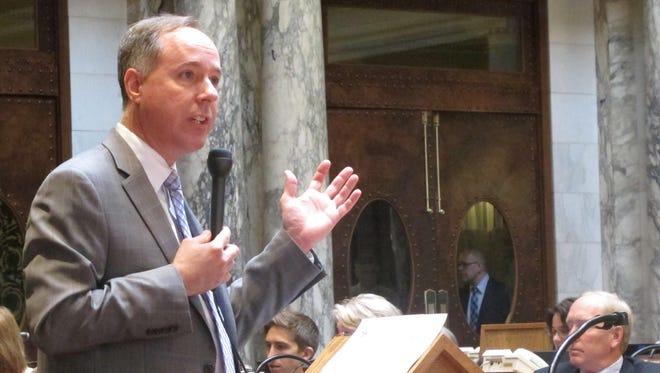 Assembly Speaker Robin Vos, R-Rochester.