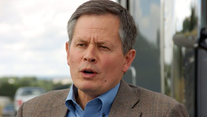 Sen. Steve Daines and fellow  Republican Ryan Zinke criticized the White House plan to close the Guantanamo Bay detention center.