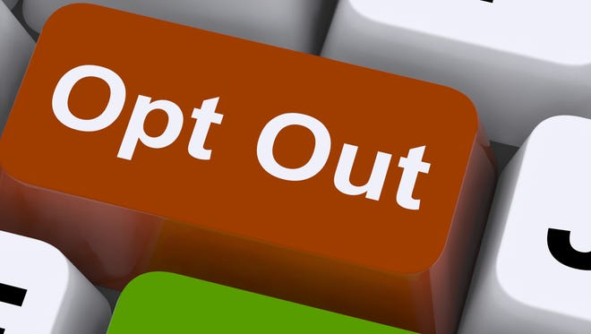 Opt In And Out Keys Shows