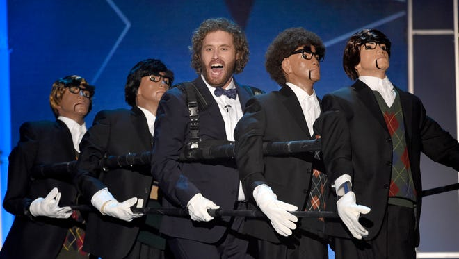 TJ Miller has joined the Wild West Comedy Festival lineup.