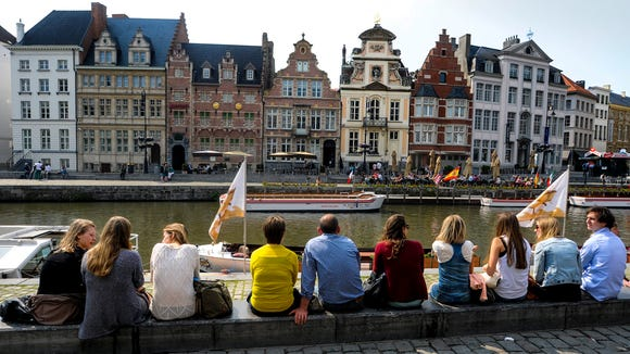Sunny Ghent