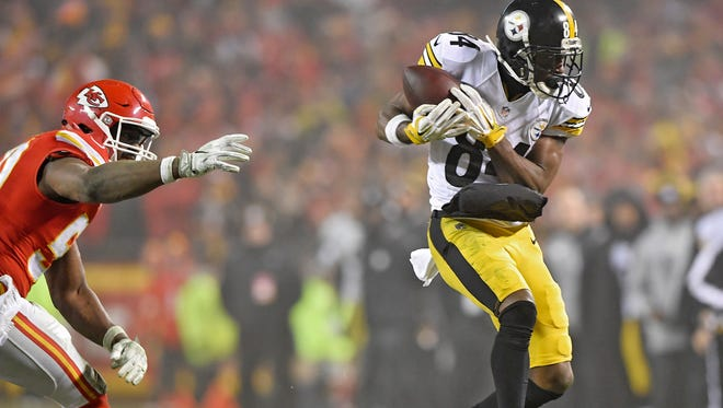 The  Steelers' 18-16 victory over the Chiefs Sunday didn't sit well with bookmakers.