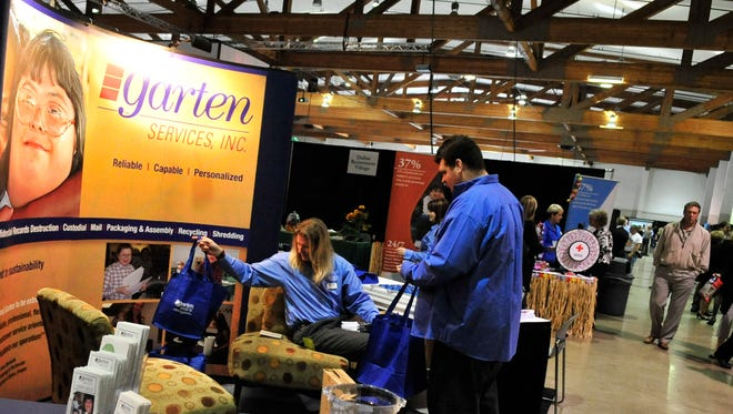 Garten Services provides opportunities for people with disabilities.
