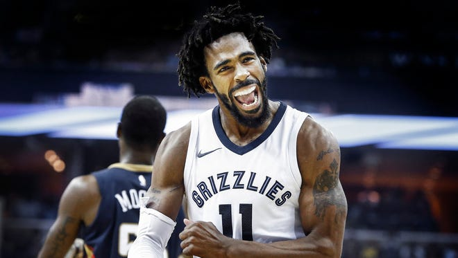 Mike Conley is the undisputed starter at point guard for Memphis if he's healthy. But who's next in line?