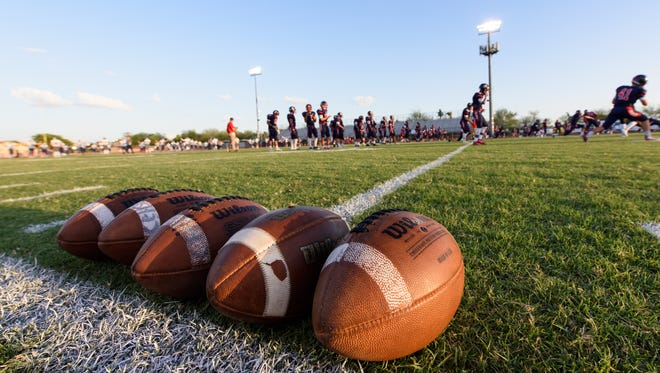 The class of 2021 could be a special one in Arizona high school football.