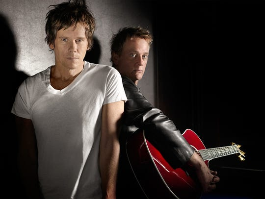 The Bacon Brothers play July 30 at the Whitaker Center
