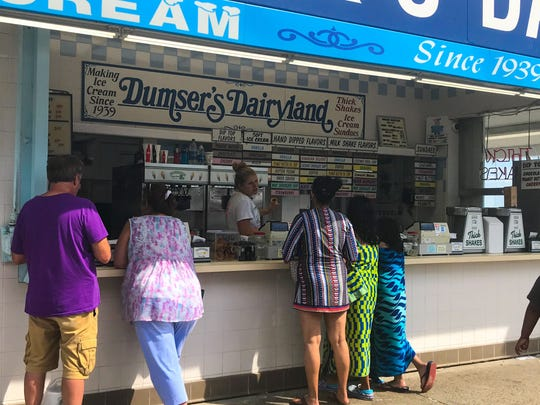 In this file photo, the building which houses Dumser's Dairyland located on the boardwalk in Ocean City, Md. has been involved in a lawsuit filed in Worcester County Circuit Court.