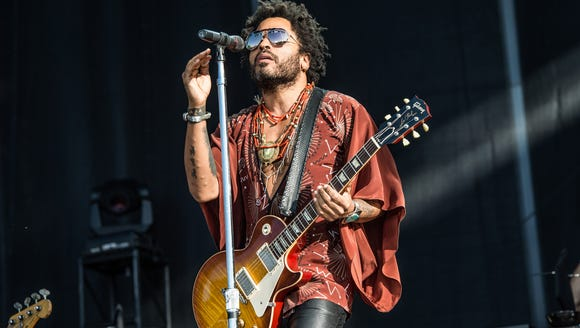 FILE - In this May 27, 2016 file photo, Lenny Kravitz