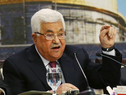 Palestinians Politics
