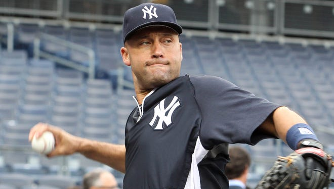 Derek Jeter is expected to be activated for tonight's series opener in Toronto