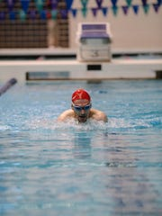 Swimmer Michael Lehrer wins gold medals for Old Bridge in the 50th Special Olympics in Seattle, Washington from July 1 to 6.
