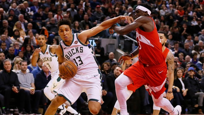 Milwaukee Bucks guard Malcolm Brogdon