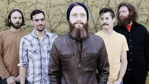 Quiet Hollers release a new album  today.