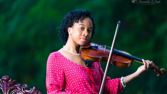 Samantha Crawford is the recipient of a $2,500 MPower artist grant and attended a summer camp in Philadelphia this summer.