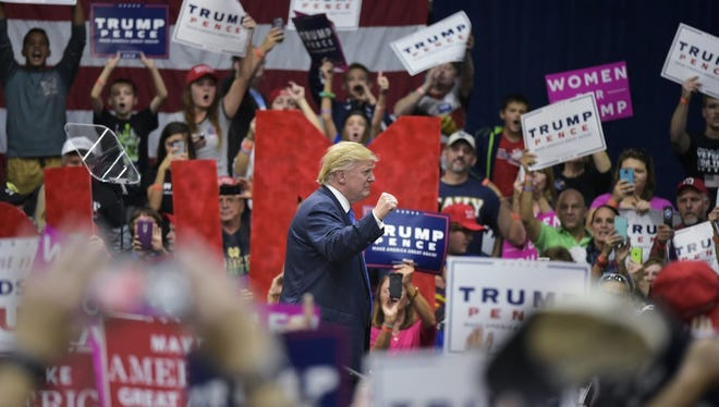 Some supporters of Republican presidential nominee Donald Trump are taking to Twitter to spew hate speech.