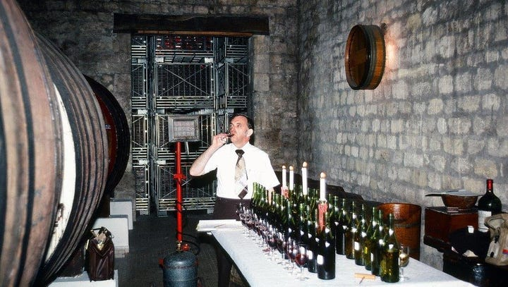 Cheers to 50 years of fine wine