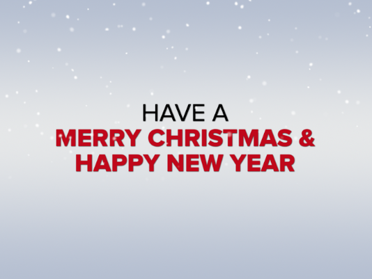 Holiday wishes for our advertisers