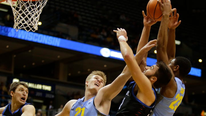 Marquette 70, DePaul 52: Golden Eagles take care of business