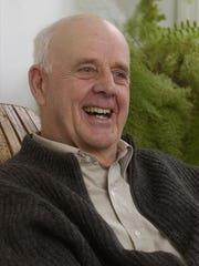 Wendell Berry at home in 2006