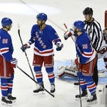 Pirri, Buchnevich might be in a battle for one spot
