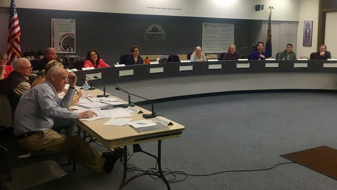 The Salem-Keizer School District Budget Committee met May 9, 2017 to further discuss the district's proposed 2017-2018 budget.
